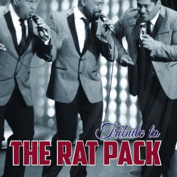 Tribute to the Rat Pack DVD