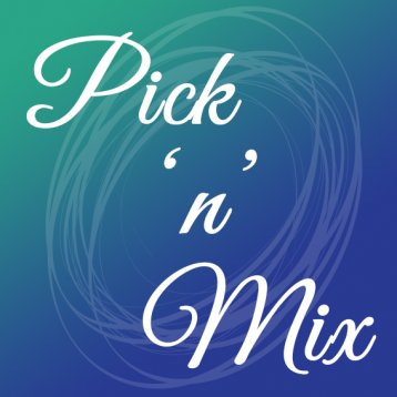 Book Pick 'n' Mix Tickets Online!