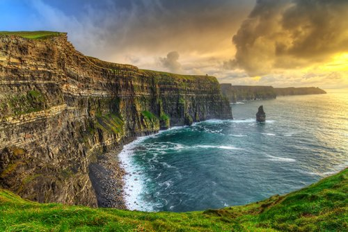 Cliffs of Moher Co. Clare