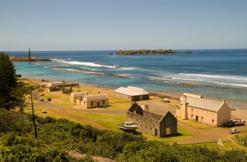 Norfolk Island ruins2 Operatunity Travel 2017