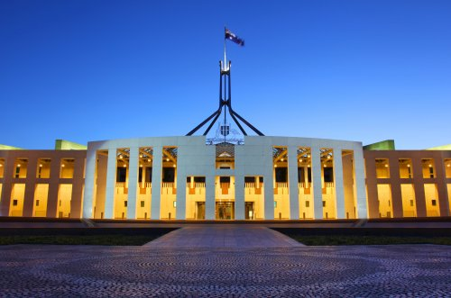 Parliment House Canberra 152710166