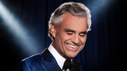 Andrea Bocelli Secured for Italy Opera Tour 2018!